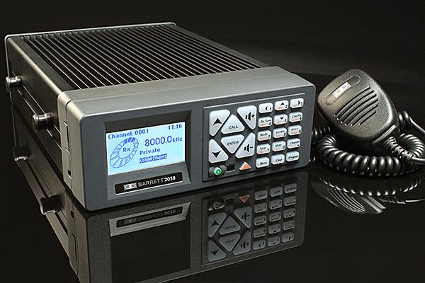 Barrett 4050 HF SDR