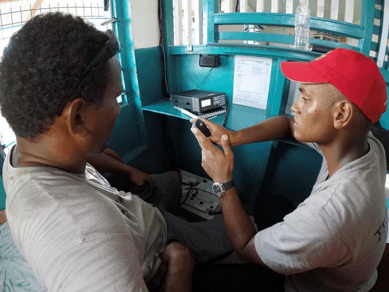 Barrett: Empowering communities with communications equipment