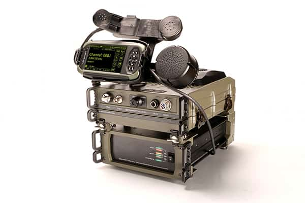 Barrett HF radio - PRC-4090 Base Station setup
