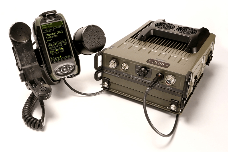 Barrett 4090 HF Tactical SDR Radio