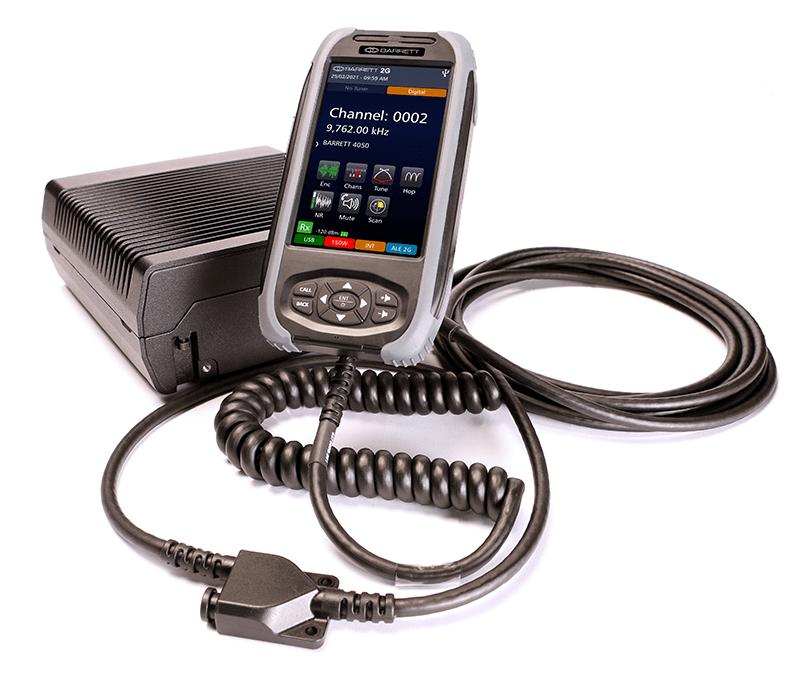 Barrett Releases 4050 Control Handset