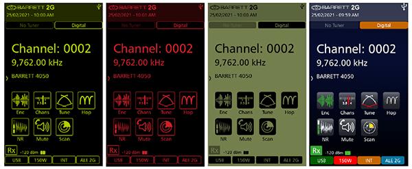 4050 Screens